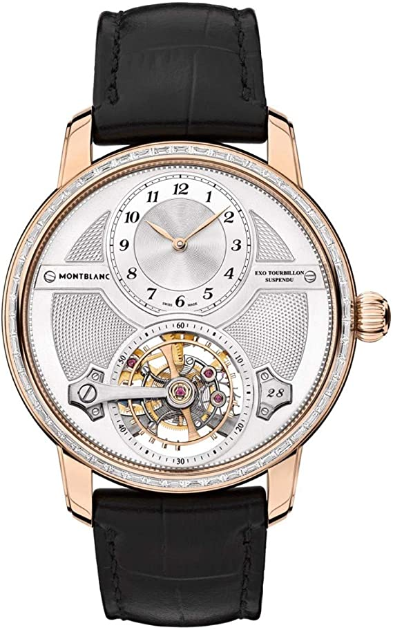 Montre Montblanc Star Legacy Suspended Exo Tourbillon Limited Edition - 28 Pièces
