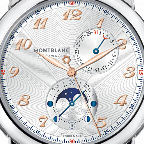 Montre Montblanc Star Traditional Twin Moonphase ''Carpe Diem Edition''
