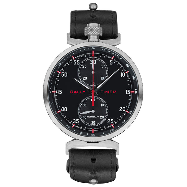 Montre Montblanc TimeWalker Chronograph Rally Timer Counter Limited Edition - 100 Pièces