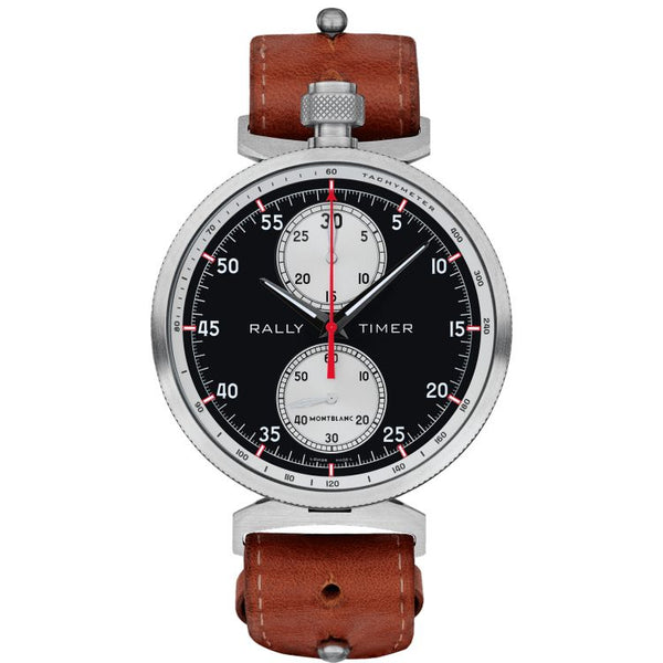 Montre Montblanc TimeWalker Rally Timer Chronograph Limited Edition - 100 Pièces