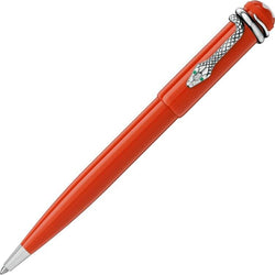 Stylo bille Montblanc Heritage Collection Rouge et Noir Special Edition Corail - Boutique-Officielle-Montblanc-Cannes