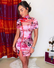 Load image into Gallery viewer, Rita Print Dress