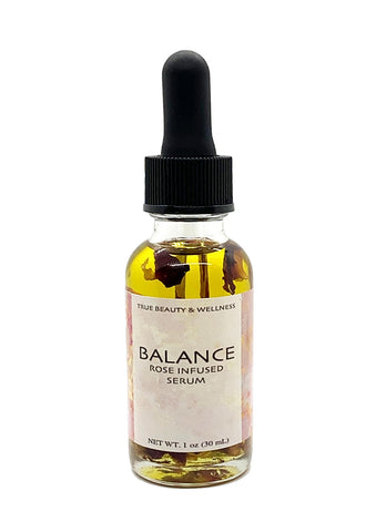 Balance Rose Infused Serum