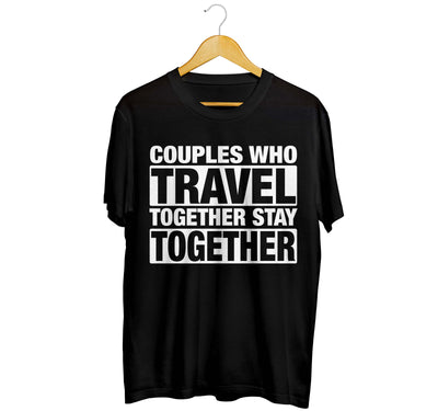 Couples Who Travel Together...