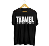 Travel Is My Superpower