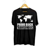 Proud Black Traveloholic