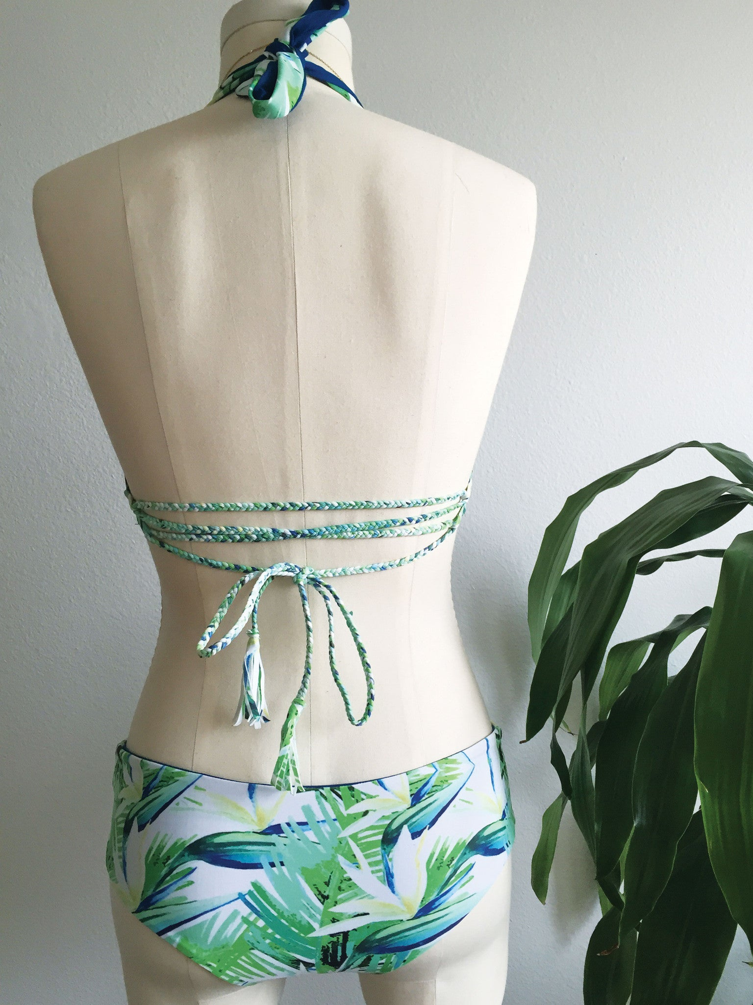 KONA LACE-BACK // TROPICAL