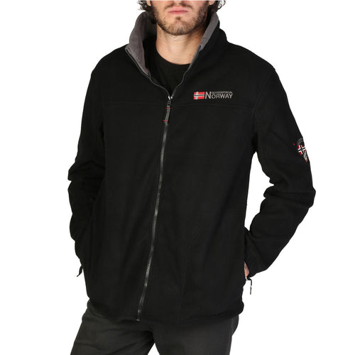 Geographical Norway Tamazonie Man Sweatshirt - Moda Designer Boutique