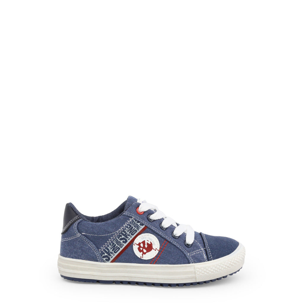 Shone Kids Sneakers - 184-110 - Moda Designer Boutique