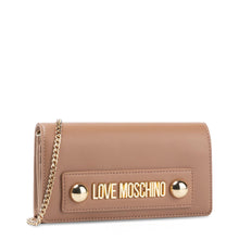 Load image into Gallery viewer, Love Moschino Clutch Bag Chain Strap Logo - JC5636PP08KD - Moda Designer Boutique