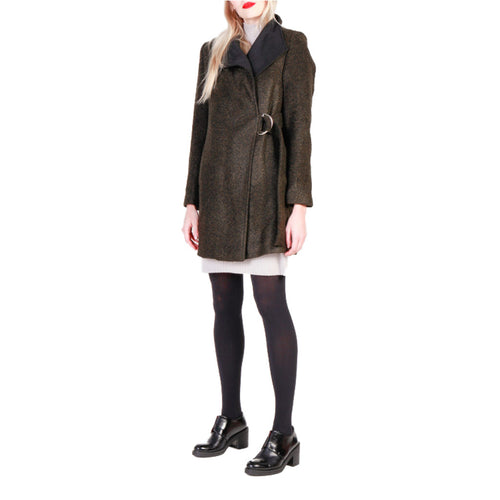 Fontana 2.0 MERCEDE Coat - Moda Designer Boutique