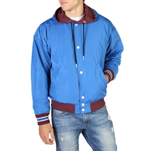 Diesel S-BONY Men's Jacket Hooded Reversible - 00SIGL - Moda Designer Boutique
