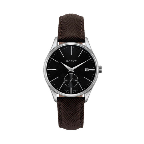 Gant LAWRENCE Women's Watch Stainless Steel Leather Strap - GTAD06700799I - Moda Designer Boutique