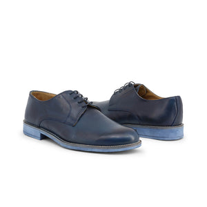 SB 3012 Men's Lace Up Shoes Leather - 06_CRUST - Moda Designer Boutique
