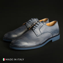 Load image into Gallery viewer, Madrid Men's Lace Up Shoes Leather - 604_CERATO - Moda Designer Boutique