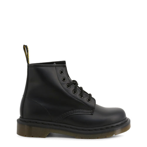 Dr Martens Women's Ankle Boots Leather - 101SMOOTH - Moda Designer Boutique