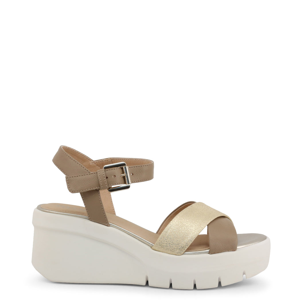 Geox TORRENCE Wedges Ankle Strap - Moda Designer Boutique