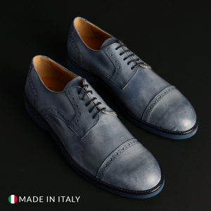 Madrid Men's Lace Up Shoes Leather - 607_CERATO - Moda Designer Boutique