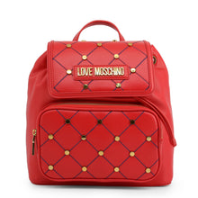 Load image into Gallery viewer, Love Moschino Women's Backpack Studded - JC4096PP1ALP - Moda Designer Boutique