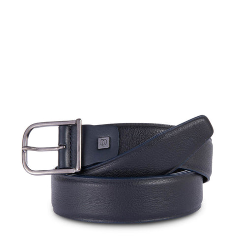 Piquadro Men's Belt Leather - CU4834W95 - Moda Designer Boutique