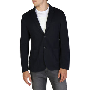 Armani Exchange Formal Jacket Blazer Slim Fit - 3ZZG80ZJF8Z - Moda Designer Boutique
