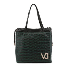 Load image into Gallery viewer, Versace Jeans Shopping Bag Tote Drawstring Black - E1VSBBI3_70784 - Moda Designer Boutique