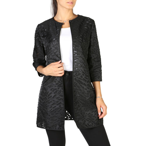 Emporio Armani Women's Coat - V2L65TV9909 - Moda Designer Boutique