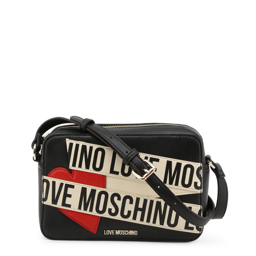 Love Moschino Crossbody Bag Logo Print - JC4027PP1BLD