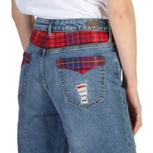 Load image into Gallery viewer, Tommy Hilfiger Women's Jeans Blue Logo - WW0WW20290 - Moda Designer Boutique