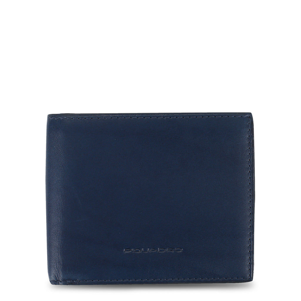 Piquadro Men's Wallet Leather - PU4518BOR - Moda Designer Boutique