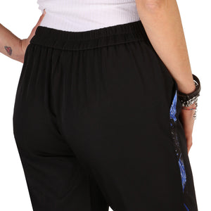 Guess Women's Pants Trousers Black - 82G107_8595Z - Moda Designer Boutique