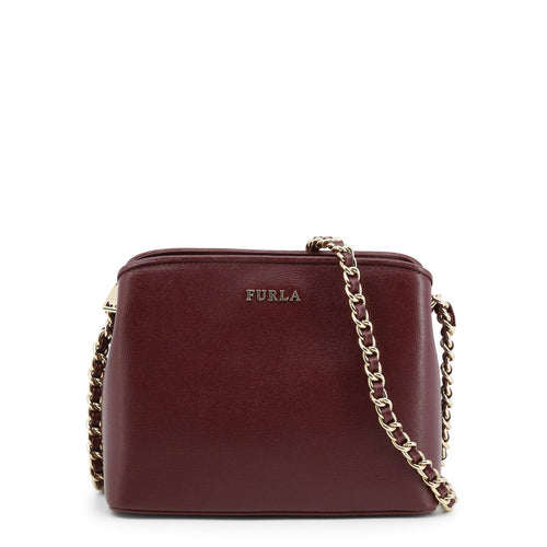 Furla TESSA Crossbody Bag Leather Logo - BZS3_TESSA