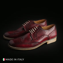Load image into Gallery viewer, SB 3012 Men's Lace Up Shoes Leather - S2_CRUST - Moda Designer Boutique