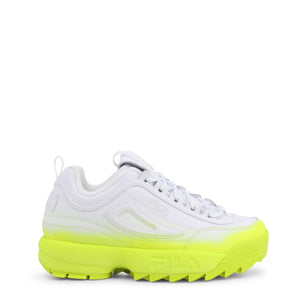 Fila DISRUPTOR 2 BRIGHTS FADE Sneakers Womens 692-013 - Moda Designer Boutique