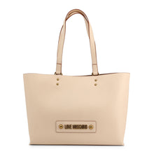 Load image into Gallery viewer, Love Moschino Shopping Bag Tote Removable Pochette Logo - JC4024PP1ALD - Moda Designer Boutique