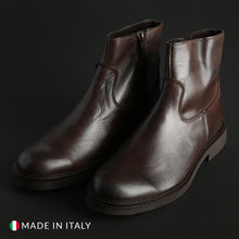 Load image into Gallery viewer, Guido Bassi 3741 CRUST Men's Ankle Boots Leather - Moda Designer Boutique