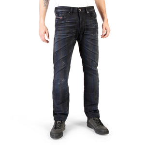 Diesel BUSTER Men's Jeans Regular Fit L32_00SDHB_0837I_01 - Moda Designer Boutique