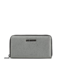 Load image into Gallery viewer, Love Moschino Wallet Womens Logo Zip Around - JC5552PP16LQ - Moda Designer Boutique
