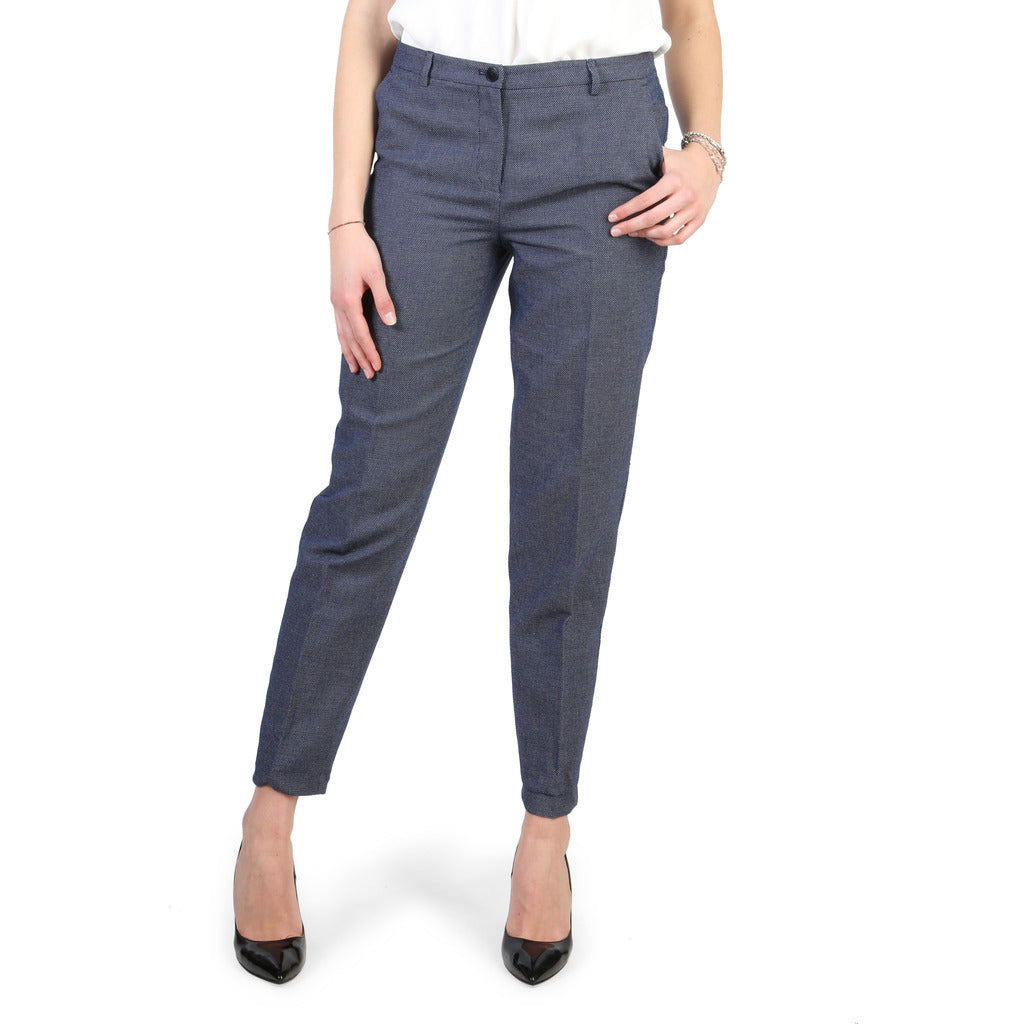 Armani Jeans Women's Trousers Pants - 3Y5P11_5NYLZ - Moda Designer Boutique