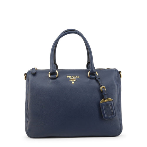 Prada Handbag Leather Logo - 1BB023_PHENIX - Moda Designer Boutique