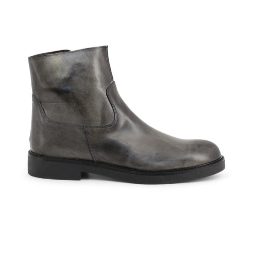 Guido Bassi 2025 CRUST Men's Ankle Boots Leather - Moda Designer Boutique