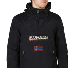 Load image into Gallery viewer, Napapijri RAINFOREST_NP0A4ECO Men's Jacket Hooded Logo - Moda Designer Boutique