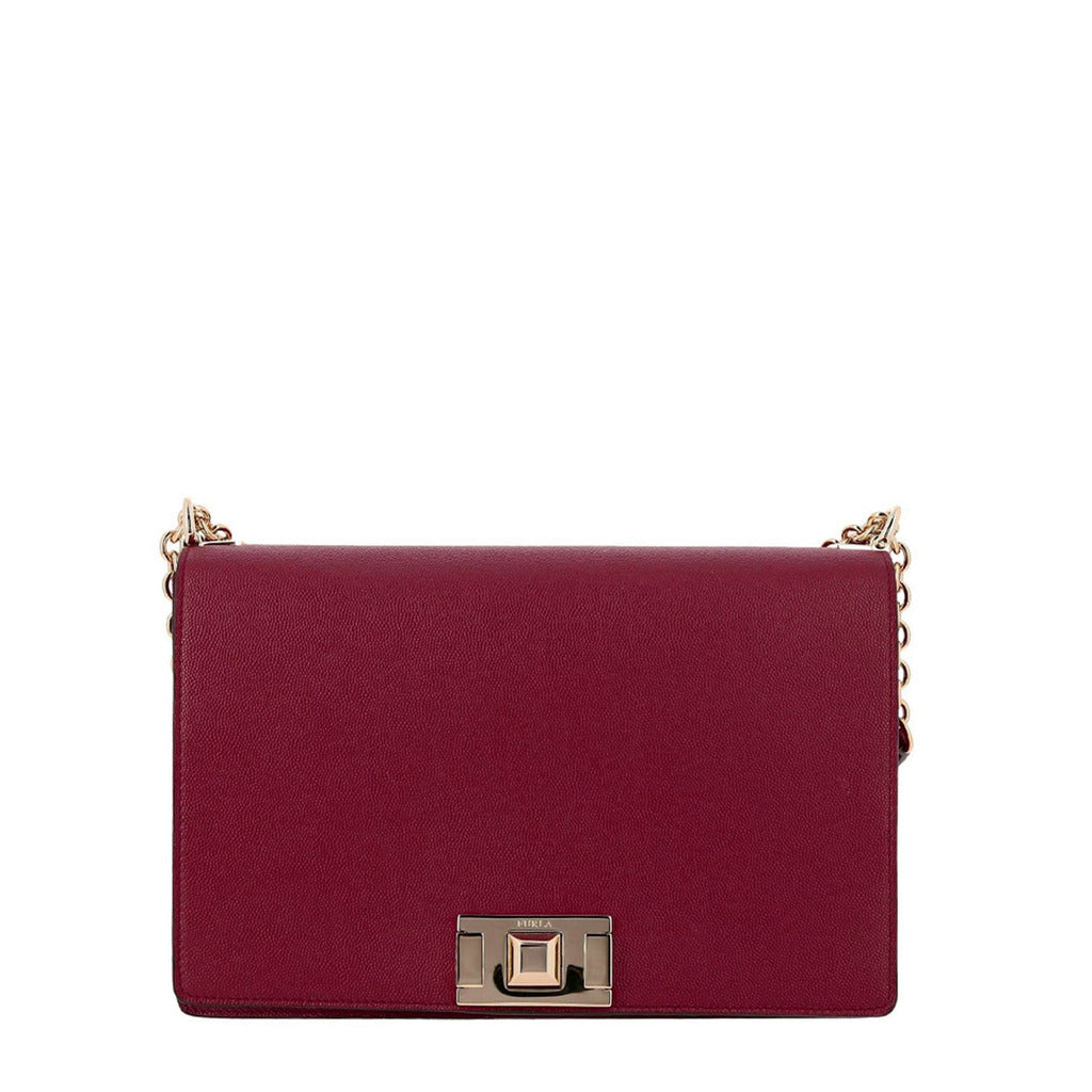 Furla Shoulder Bag Leather - 1026445 - Moda Designer Boutique