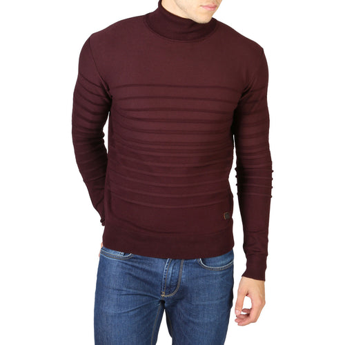 Yes Zee Men's Sweater Turtleneck Logo - 0742_M836_ME00