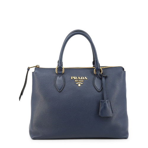 Prada Handbag Leather Logo - 1BA063_PHENIX - Moda Designer Boutique