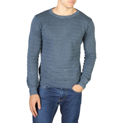 Yes Zee Men's Sweater Logo - 0349_M881_ZG00