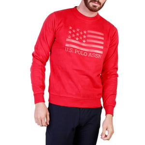 U.S. Polo Assn. 43486_47130 Men's Sweatshirt Logo Print - Moda Designer Boutique