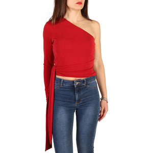 Guess Women's Top Red - 71G609_6230Z - Moda Designer Boutique