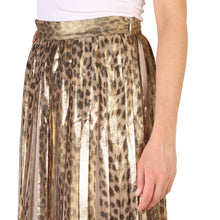 Load image into Gallery viewer, Guess Skirt Leopard Pattern - 82G709_8734Z - Moda Designer Boutique