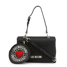 Load image into Gallery viewer, Love Moschino Shoulder Bag Removable Pochette - JC4102PP1ALQ - Moda Designer Boutique